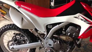 getlinkyoutube.com-Honda CRF250L modifications