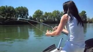 Вот это рыбалка !!!