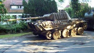 getlinkyoutube.com-Bundeswehreinsatz in der Tiefgarage: Bergung eines Wehrmachtspanzers