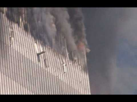 911, World Trade Center South Tower Falls