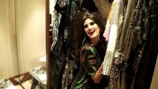 getlinkyoutube.com-Bastidores: Isabella Fiorentino posa para editorial de moda