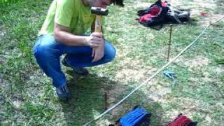 Experiência de Medição de Resistividade da terra - Medidas Elétricas - UFRN 07