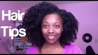 getlinkyoutube.com-Growing Back Edges & Thicker Hair/Benefits of Using Castor Oil