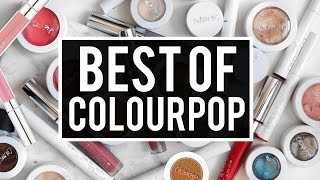 getlinkyoutube.com-BEST OF COLOURPOP: My All-Time Favorite Products   Jamie Paige