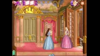 getlinkyoutube.com-[Gaming] The Princess and the Pauper Barbie PC Game (Part 1)