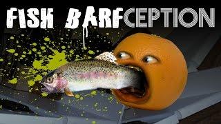 getlinkyoutube.com-Annoying Orange - Fish Barfception! #Shocktober
