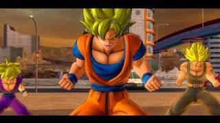 getlinkyoutube.com-Dragon Ball Z Ultimate Tenkaichi - Broly, The Legendary Super Saiyan
