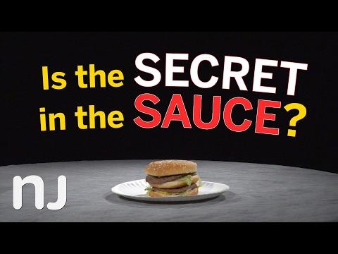 Big Mac: Is the secret in the sauce?