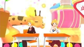 getlinkyoutube.com-Hatsune Miku Project DIVA F 2nd 『理系女子は笑わない』 EDIT PV