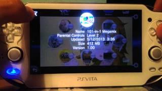 getlinkyoutube.com-PS Vita: How to trigger the Megamix Exploit at Firmware 3.01