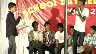 getlinkyoutube.com-Jokes Skit - class 7 and 8 - Little Angels Public School Annual Day 2010-2011