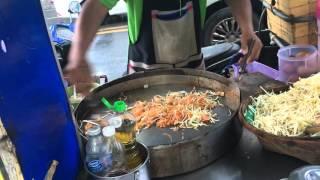 getlinkyoutube.com-fawm kib qab tshaj plaws, best pad thai in Pattaya