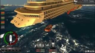 getlinkyoutube.com-Cruise sinking - Ship Simulator Extremes