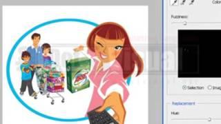 getlinkyoutube.com-PhotoshopTutorial Photoshop Bangla Tutorials part 41 Color Replace