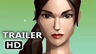 getlinkyoutube.com-PS4 - Lara Croft GO Official Launch Trailer