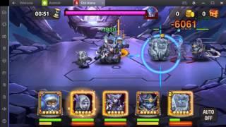 Dot Arena 刀塔传奇 - Chapter 18 Boss (4M)