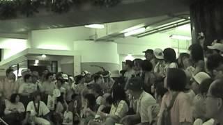 getlinkyoutube.com-屋慶名青年会  大阪梅田阪神百貨店 2002年6月 「だいじょうぶさー沖縄」