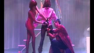 getlinkyoutube.com-Connie Boyd Magic,  Matrix Straight Jacket Escape, Sexy Magic Show, Las Vegas Magic, Corporate Magic