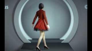 getlinkyoutube.com-Marvelous Designer 3 Academic, Enterprise, Clo3D - Amazing 3D Fashion Design Software - CGriver.com