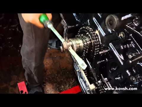 Расположение гидрокомпенсаторов в BMW X7