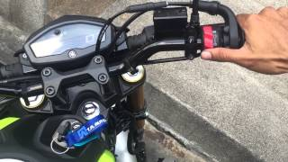 getlinkyoutube.com-สาธิต สวิตซ์ Off-Run- Start Yamaha M-SLAZ