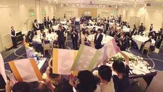 【I LOVE DANCE】2014/3/23 どんどん増える!『恋チュン』★HAPPYフラッシュ・モブ