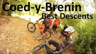 getlinkyoutube.com-Coed Y Brenin MTB - Best Descents ~ August 2015