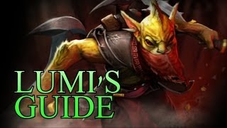 Dota2 Hero Guides - Bounty Hunter