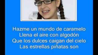 getlinkyoutube.com-Atrevete A Soñar - Mundo de Caramelo (Danna Paola) + Letra de la cancion