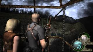 getlinkyoutube.com-Resident evil 4 Profesional NO DAMAGE Capitulo 2-3
