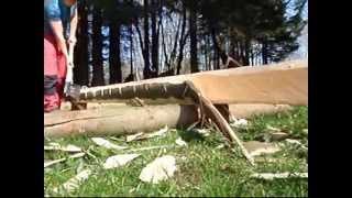 hand-hewn beam medieval ,,low work,,