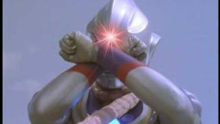 getlinkyoutube.com-Ultraman Tiga vs. Gagi