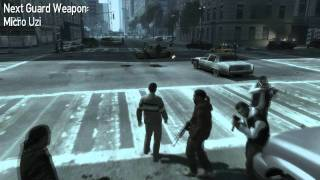 getlinkyoutube.com-GTA 4 Zombie Mod + Bodyguard Mod