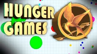 getlinkyoutube.com-Hunger Games!!! | Agar.io