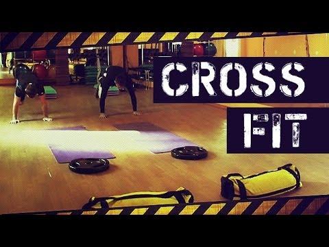 Тренировка кроссфит для бойцов