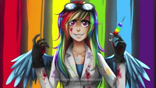 getlinkyoutube.com-Nightcore - Rainbow Factory