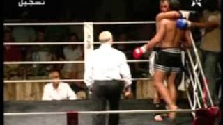 getlinkyoutube.com-Mustafa LAKHSEM { Fight Tetouan 25 july 2009 }
