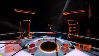 "getlinkyoutube.com-Elite Dangerous PvP - Fer-de-Lance vs Viper - ""Amateur vs Pro"""
