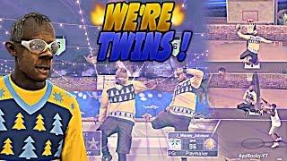 getlinkyoutube.com-I FOUND MY 2K TWIN !? | WE COOKING 🔥 | NBA 2K17 MyPARK