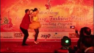 getlinkyoutube.com-Fly Faruk Dance at Cute  & Classy Fashion@swdesh tv-rjsaimur