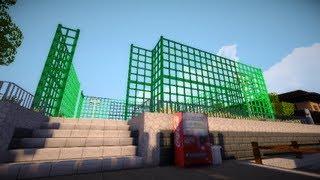 getlinkyoutube.com-[Minecraft] ニュータウン建設物語 Part5 [ゆっくり実況]