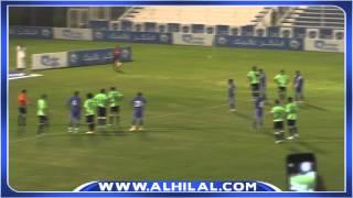 getlinkyoutube.com-أهداف مباراة الهلال 4 - 1 الشعلة - مباراة ودية 2013