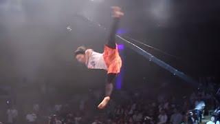Coreano humilha com sua incrivel técnica de chutes