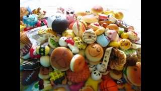getlinkyoutube.com-HUGE SQUISHY COLLECTION!!!! Over 200 squishies! 。◕ ‿ ◕。