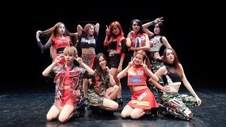"""getlinkyoutube.com-TWICE(트와이스) """"OOH-AHH하게(Like OOH-AHH)"""" Dance Cover by Fossil [Thailand]"""