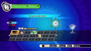 getlinkyoutube.com-Dragon Ball Xenoverse PC Boss Mod - All NPC and Boss Characters Playable.