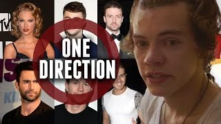 getlinkyoutube.com-18 Celebs Who've Dissed One Direction