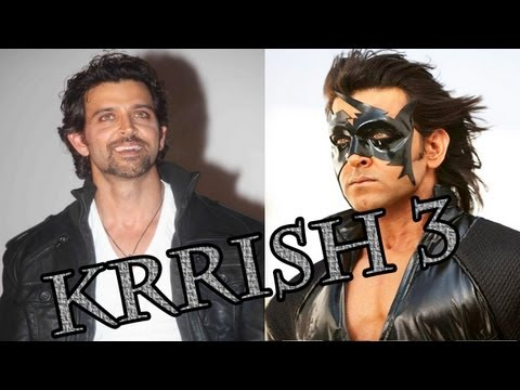 FIRST LOOK LAUNCH OF FILM KRRISH | Hrithik Roshan, Kangna Ranuat, Vivek Oberoi