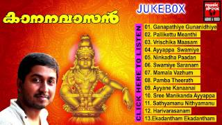 Malayalam Ayyappa Devotional Songs | Kananavasan | Hindu Devotional Songs Audio Jukebox