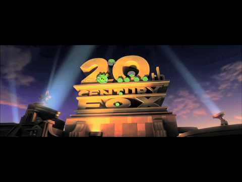 20th Century Fox Intro | Angry Birds Style